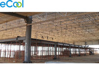 Freon R22 PU Panel Cold Room Warehouse , Logistics Center 1000 m³ Frozen Cold Storage