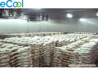 Low Temperature Industrial Cold Storage Room For Pork With Blast Freezing