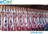 Low Temperature Cold Room warehouse For Mutton Processing And Storage
