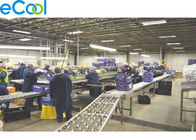PUR Board Assembling Raw material Cold Storage for Broccoli  Processing Factory / Fruit and Vegetable