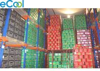 Fruits & Vegetable Cold Storage Logistics Distribution Center 6000m² High Capacity