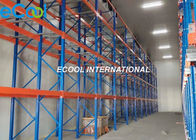 Cold Chain Storage Warehouse For Frozen Food With Bitzer Compressor Unit and Gunter Air Cooler