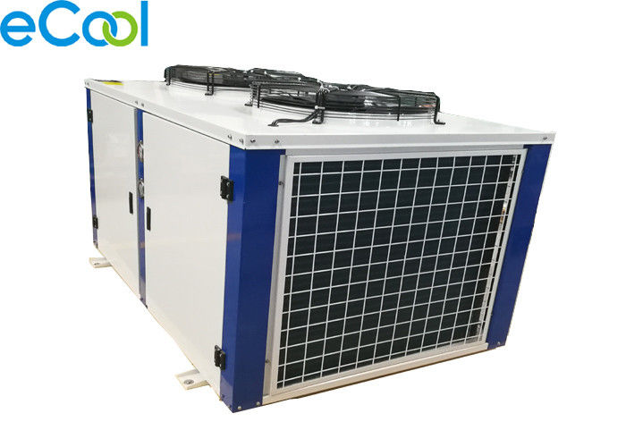 9HP Bizter R507a R22 Freezer Condensing Unit ECBL-9A Low Temperature
