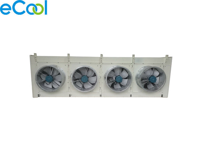 Cold Room Copper Tube Air Cooled Evaporator , Aluminum Fins Evaporative Condenser