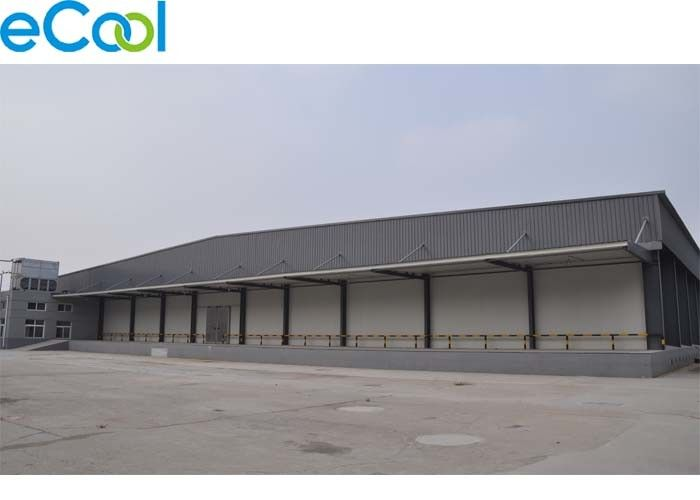 ELG8 Logistics Cold Storage Prefabricated For Frozen Meat And Seafood Distribution