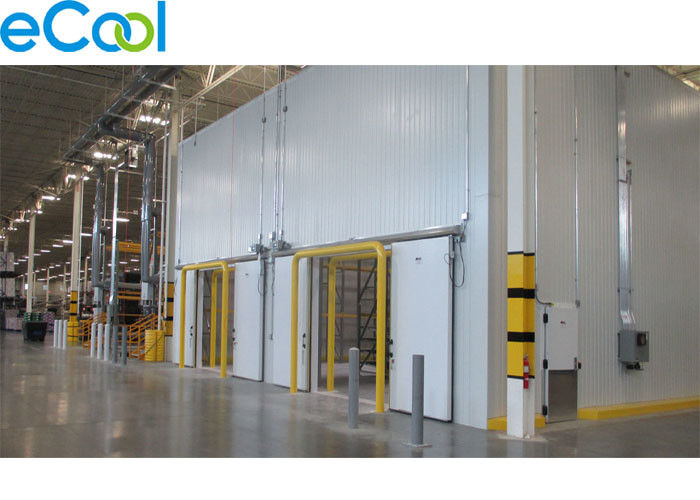 Large Capacity Multipurpose Cold Storage For Logistics And Transfer Center 15000 Tons