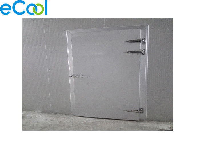 Colored Polyurethane Sandwich Panels , Waterproof Panel Boards For AH Semi Embedded Door