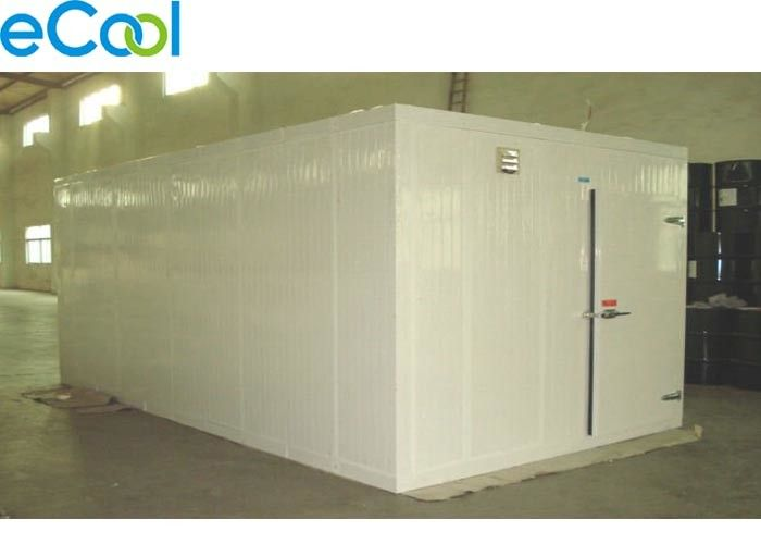 120 Cubic Meter Mini Cold Storage Panels Assembling For Fruits And Vegetables