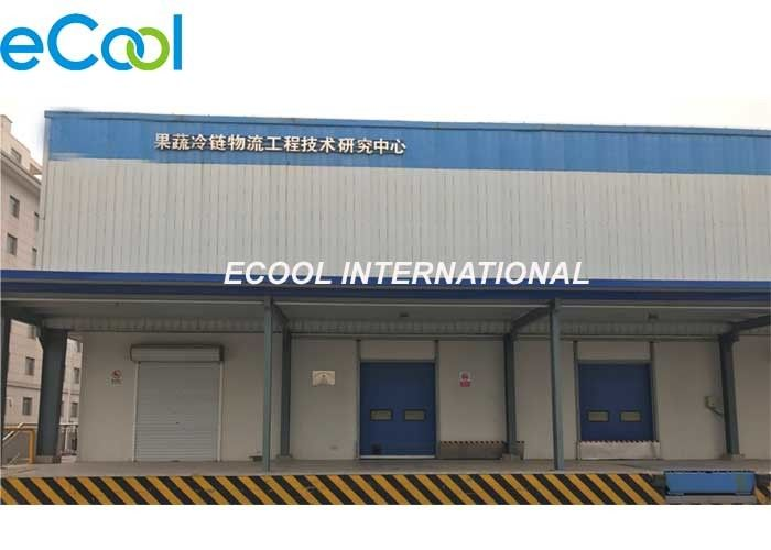 Commercial Cold Storage Facilities For Fruits And Vegetables 1000 Tons