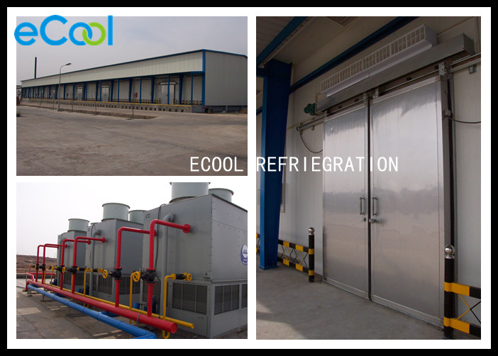 Intelligent Control Cold Storage Of Fruits And Vegetables For Fruit Juice