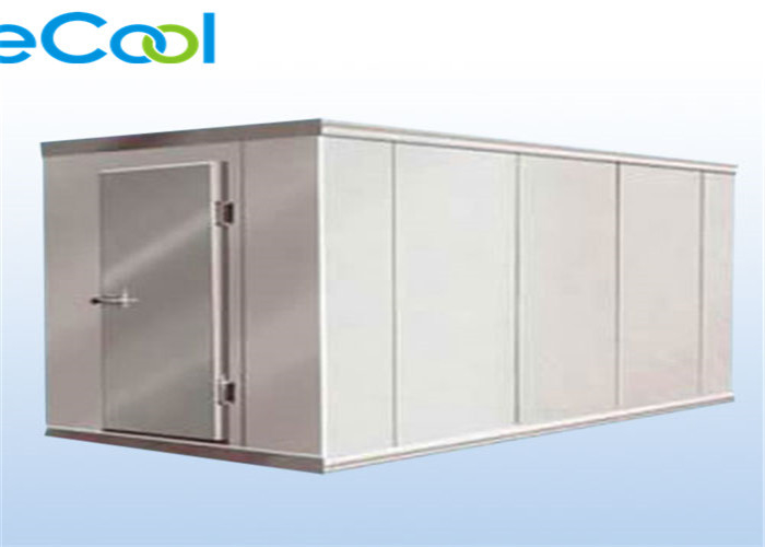 Customized Size Small Cold Room / Cold Storage Mini PU Panel Anti Corrosion